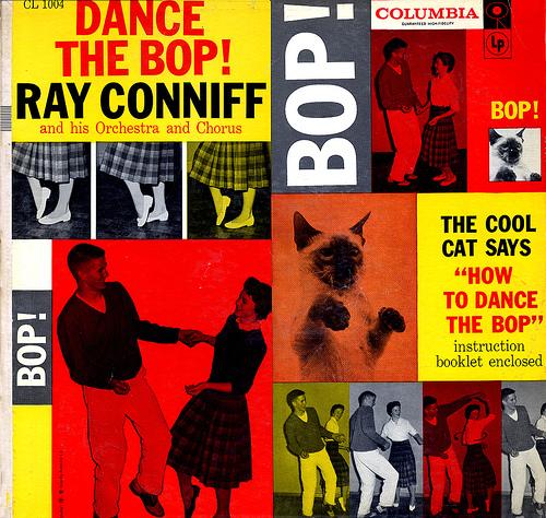 Dance the bop - 1957 - caratula